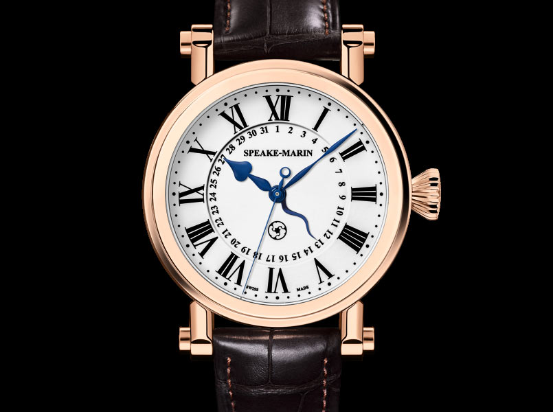 Montre Serpent Calendar Speake-Marin